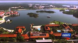 Walt Disney World Resort - Hotels (2014) Documentary