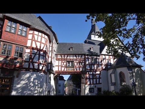 Bad Camberg - Sehenswürdigkeiten des Kneippkurortes - YouTube