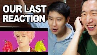 BTS - IDOL MV Reaction [OUR LAST REACTION...]