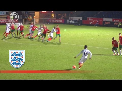 England U19 2-1 Bulgaria U19 | Goals & Highlights