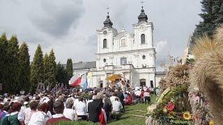 XXXI Archidiecezjalne i XIV Wojewódzkie Dożynki w Dukli