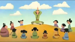 Mulan 2  Lesson number one Hebrew