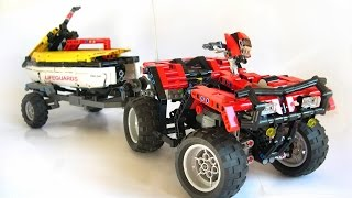 Lego - Lifeguard Vehicles