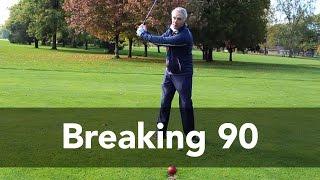 How to Break 90 in Golf the EASY Way   Golf Instruction   My Golf Tutor