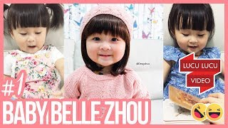 Bikin Gemes! Kumpulan Video Instagram Baby Belle Zhou Part 1