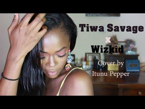 Tiwa Savage x Wizkid - Ma lo (Cover by ITUNU PEPPER)