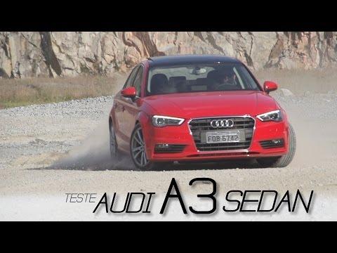 Teste: Audi A3 Sedan 1.8 TSI