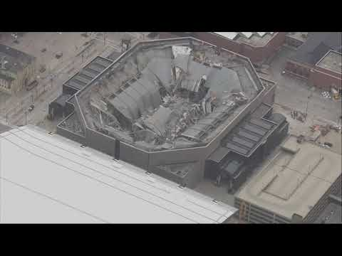 Dave Hill - Arena in Milwaukee Imploded