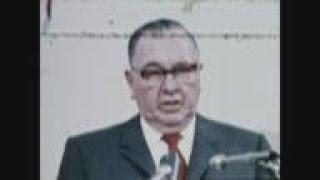 Mayor Daley of Chicago - 1968