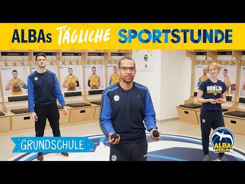 Grundschule 1 | Geschichte des Basketballs | ALBAs tägliche Sportstunde