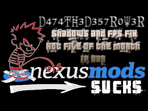 NexusMods.com Sucks