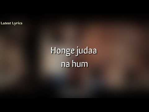 Tum Se Lyrics Video – Jalebi | Varun Mitra | Rhea Chakraborty | Jubin Nautiyal | Samuel & Akanksha