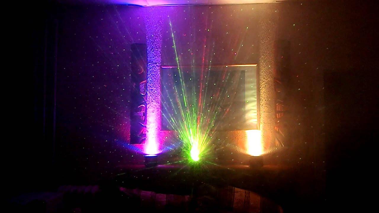Bedroom Led And Fog Machine YouTube - Laser lights for bedroom