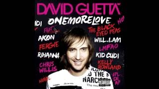 David Guetta - One More Love (Album Megamix)