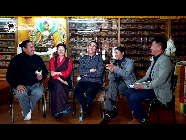 In conversation with exile Tibetan singers