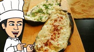 бабагануш , Баклажан с тхиной ( тахина ) и майонезом 2 рецепта от кулинарного шоу жарь пей