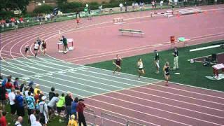 2012 MSHSL Class AA Track & Field Championship Meet - Girls 4X400 Meter Relay PRELIMS (Heat 1 of 2)