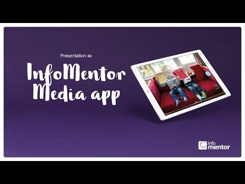 InfoMentor Media App