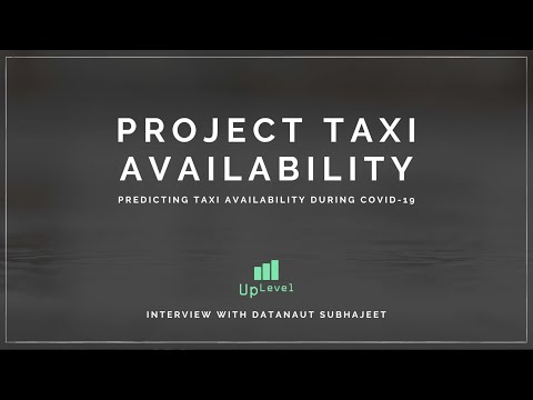 Project Taxi Availability