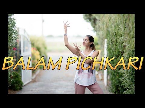 Balam Pichkari (Yeh Jawaani Hai Deewani) || Dance Cover || Bollywood Dance | Francesca McMillan