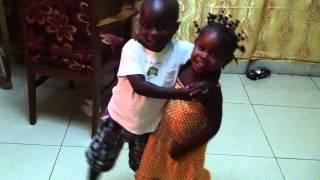 Waka Waka - Congo kids style