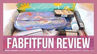 Fabfitfun Summer Edition Unboxing & Review
