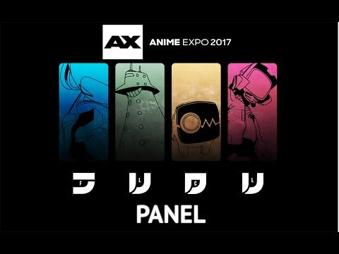 FLCL 2 & 3 Panel Anime Expo 2017 #AX2017 (FIXED)