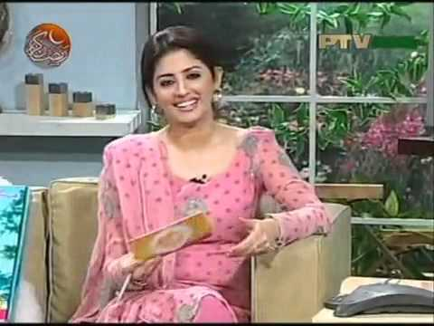 Tehreem Zuberi in Pink 1 2 30 09 2008   YouTube