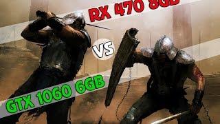 1060 6 против RX 470 8 (i7-6700@4.78)