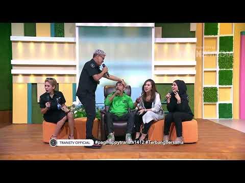 PAGI PAGI PASTI HAPPY - Jeremy Teti Tak Direstui Untuk Menikah Oleh Orang Tua Aliza (14/12/17)Part 3
