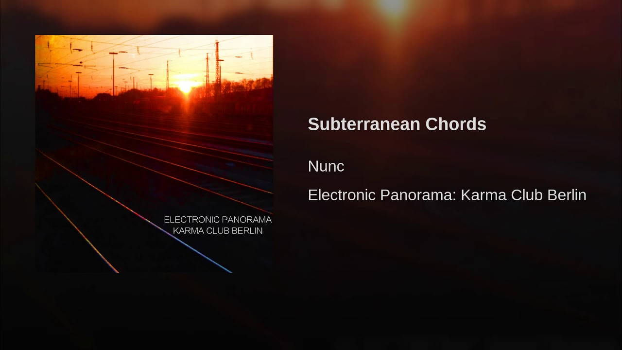 Subterranean chords youtube hexwebz Choice Image