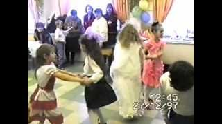 Новогодняя дискотека в школе 380 (27.12.1997)