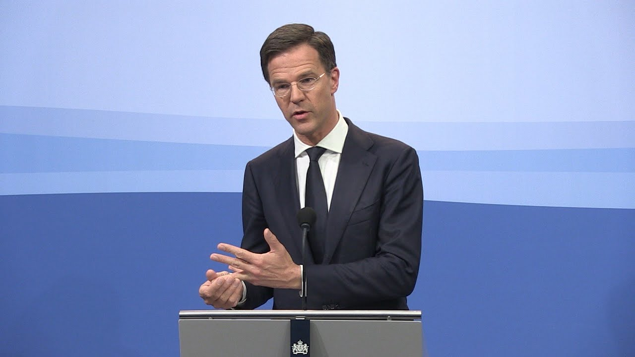 Integrale Persconferentie MP Rutte 15 April 2016