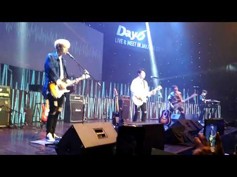 170826 DAY6 IN JAKARTA - 어떻게 말해 (How Can I Say) [FANCAM ALL FOCUS]