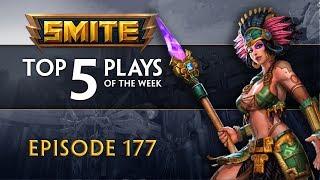 SMITE - Top 5 Plays #177