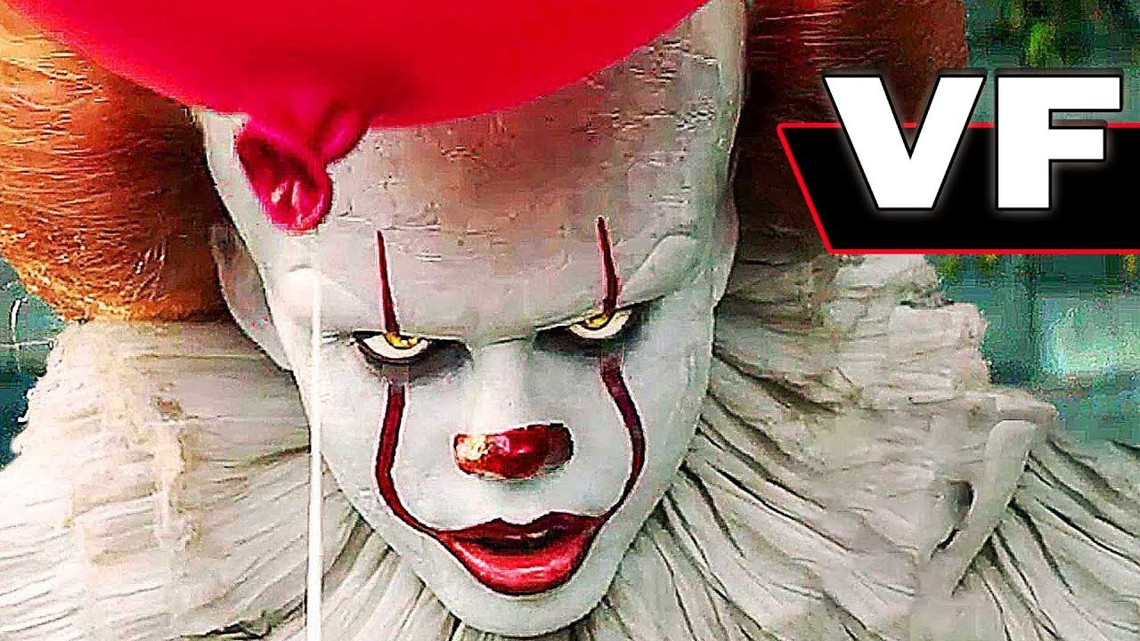 Ca Bande Annonce Finale Vf Film 2017 Clown Flippant Youtube