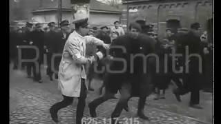 Szokujący film z getta warszawskiego! A shocking film from the Warsaw ghetto!