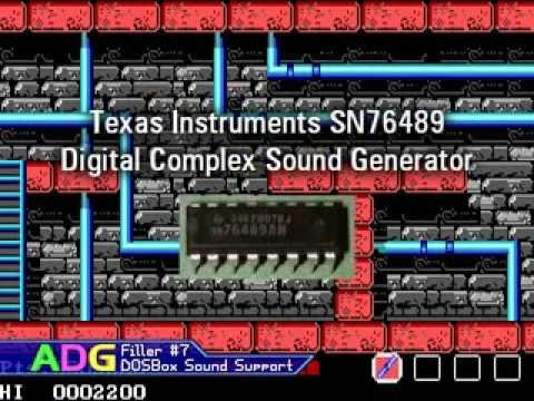 ADG Filler #7 - DOSBox Sound Support