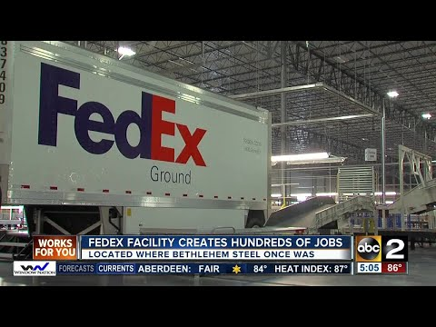 FedEx Ground Opens In Baltimore, Bringing 200+ Jobs
