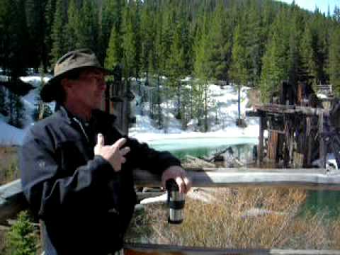 French Creek Gold Mining History - Breckenridge, Colorado