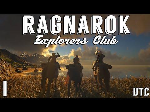 Ragnarok Explorers Club Ep. 1 :: Scotland :: Equus Taming, Giga Chase, and Leedsichtys Attack :: UTC