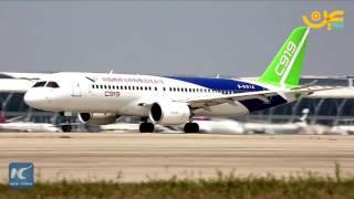 شاهد.. أول طائرة صينية تنجح في آخر اختباراتها قبل التحليقشاركنا برأيك