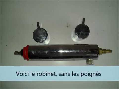 D montage de robinet thermostatique chavonet youtube - Demonter un robinet ...