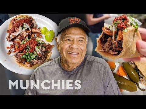 The Taco Master of East LA - Street Food Icons