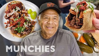 Taco Royalty of East LA - Street Food Icons