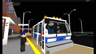 ROBLOX Buses: [Exclusive] Hyattsville City Transit 2305 Enters Service