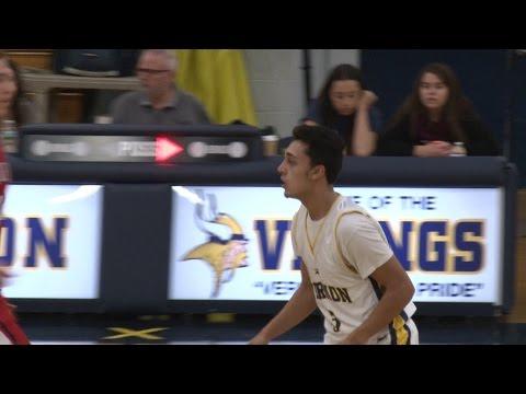 1 13 17 Lenape Valley vs Vernon Boys Basketball