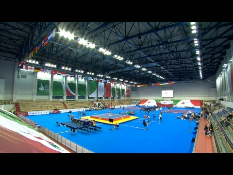 14th World Wushu Championships - Day 1 - Taolu - Men's Changquan