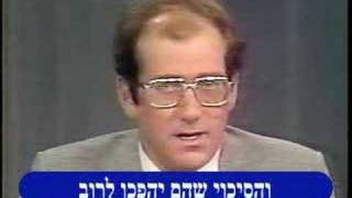 Kahane VS Olmert (Hebrew subtitles)כהנא נגד אולמרט