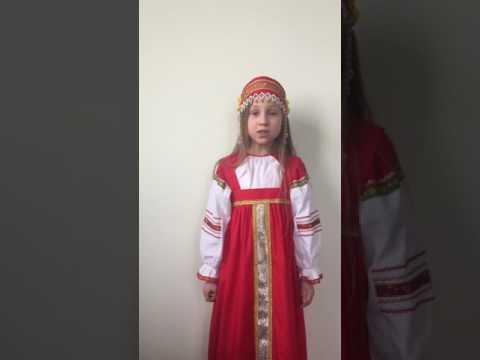 Украинская народная сказка Колосок